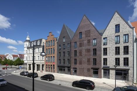 Tchoban Voss Architekten presents contemporary interpretations of traditional brick buildings in Anklam