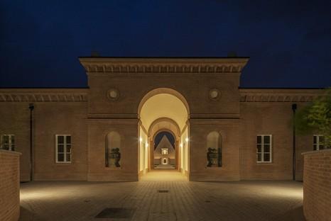 Labirinto della Masone, conversations on green spaces, landscape... and architecture