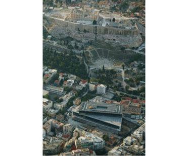 New Acropolis Museum, Athens - Bernard Tschumi