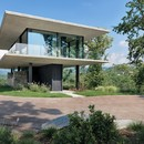 Federico Delrosso Teca House, a transparent retreat surrounded by nature