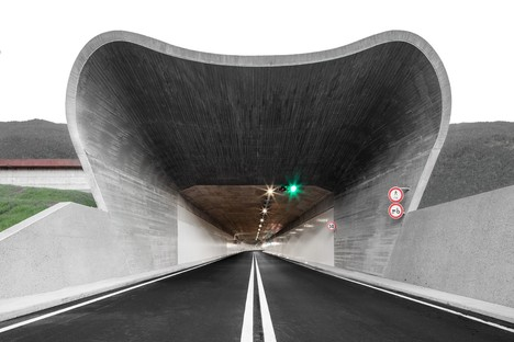 MoDusArchitects Mobility, Architecture and Landscape in infrastructure design