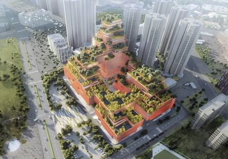 Stefano Boeri Architetti China Shenzhen Rehabilitation Centre