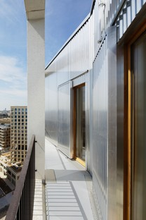 Brenac & Gonzalez & Associés and MOA Architecture two residential towers in Paris