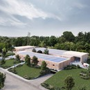FTA - Filippo Taidelli Architetto designs Emergency Hospital 19, a modular and sustainable hospital