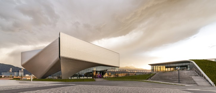 Diller Scofidio + Renfro designs US Olympic and Paralympic Museum in Colorado