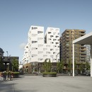SOA Architectes: the La Fab. building for the agnès b. collection, Paris