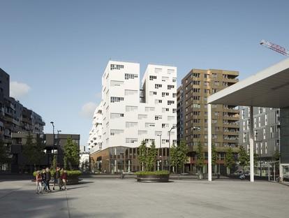 SOA Architectes: the La Fab. building for the agnès b. collection, Paris