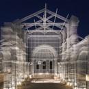Opera, a new permanent installation by Edoardo Tresoldi in Reggio Calabria