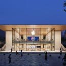 Foster + Partners designs the new Apple Sanlitun store in Beijing