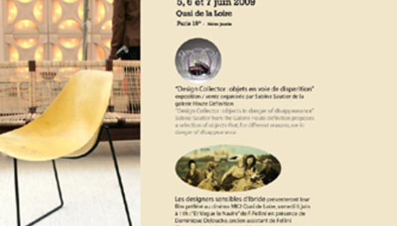 10 years of puces du design paris floornature - Puces du design paris ...