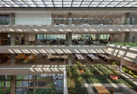 Dal Pian Arquitetos Natura Headquarters, São Paolo