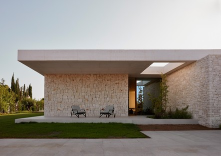 Ramón Esteve Studio builds a microcosm in harmony with nature - Casa Madrigal