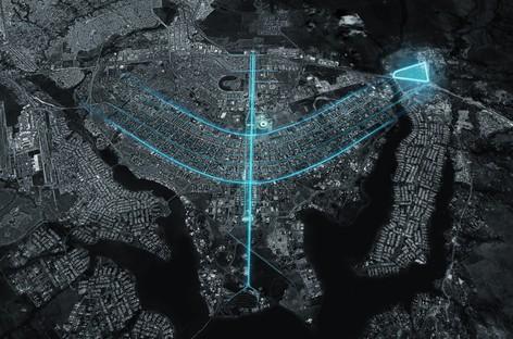Carlo Ratti Associati expands Brasilia's historic masterplan with Biotic