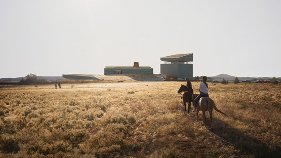 Henning Larsen Architects unveils its design for the Theodore Roosevelt Presidential Library