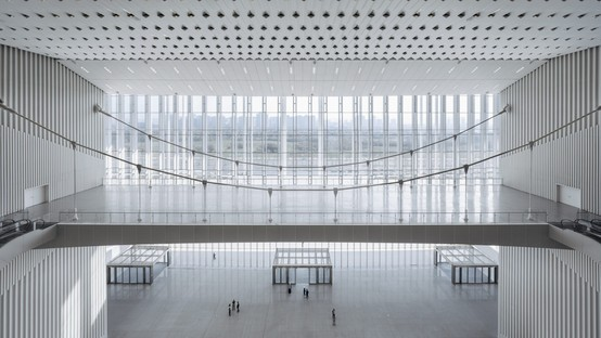 gmp completes Silk Road International Conference Center in Xi'an