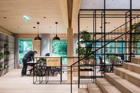 Snøhetta, new head office for ASI Reisen in Natters