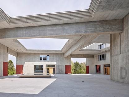 Adrian Streich  Città Analoga Exhibition Architektur Galerie Berlin
