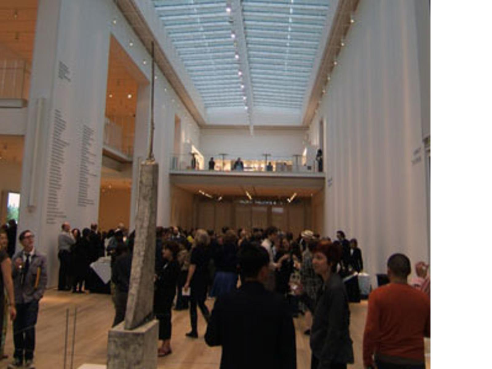 modern wing art institute of chicago renzo piano floornature