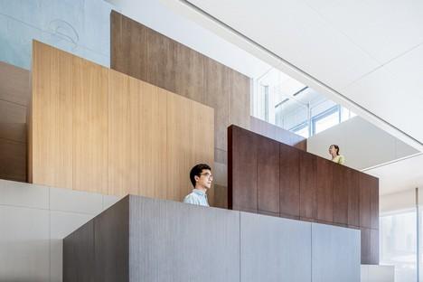 MVRDV designs the NIO House showroom, taking inspiration from the city of Chongqing