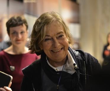 Farewell to Cini Boeri, designer of joy
