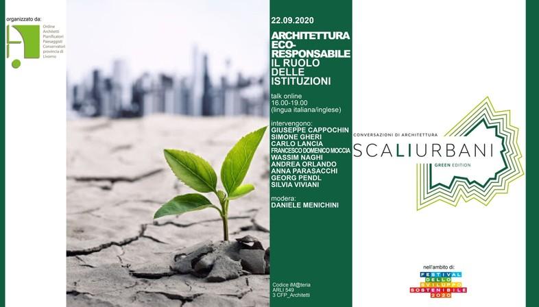 SCALIURBANI - Green Edition Digital Week