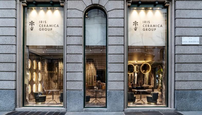Iris Ceramica Group flagship store opens in Milan