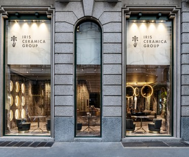 Iris Ceramica Group flagship store opens in Milan