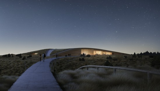 Snøhetta selected as winner of the Theodore Roosevelt Presidential Library Competition