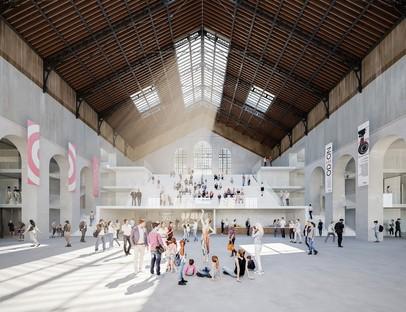 Nieto Sobejano Arquitectos designs Cité du Théâtre in Paris