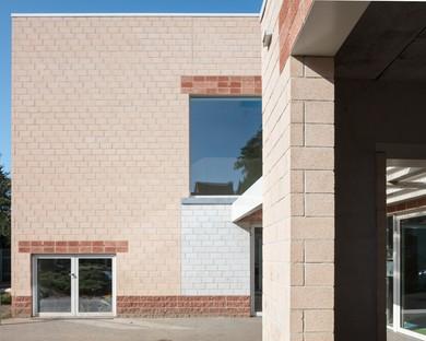 Bovenbouw Architectuur designs a kindergarten in Edegem, Belgium