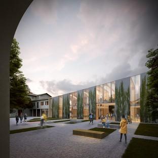 Piuarch designs Cascina Sella Nuova refurbishment project in Milan