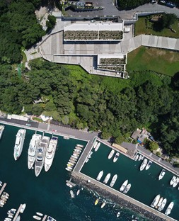 Inauguration of Terna electrical station in Capri designed by Frigerio Design Group
