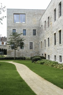 David Chipperfield Architects' conversion and recovery of a historic complex - Jacoby Studios in Paderborn
