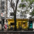 De Huevos in Mexico City is a new gastronomic concept by Cadena Concept Design