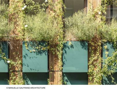 Manuelle Gautrand's Edison Lite, a co-housing project that reinvents Paris