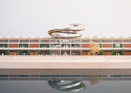 Work starts on MAD Architects' FENIX Museum of Migration in Rotterdam