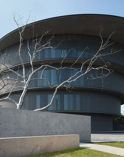 Tadao Ando designs He Art Museum HEM in the Shunde District in Guangdong, China