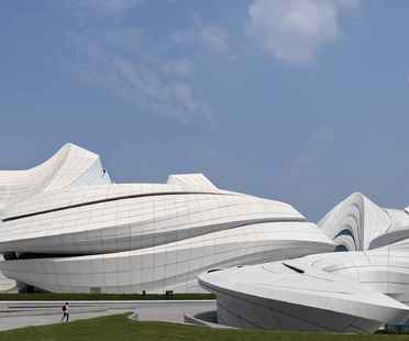 Patrik Schumacher for The Architects Series - A documentary on: Zaha Hadid Architects