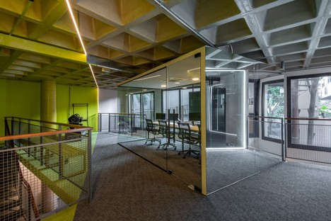 Superlimão designs the new Populos headquarters in São Paulo, complete with treehouse