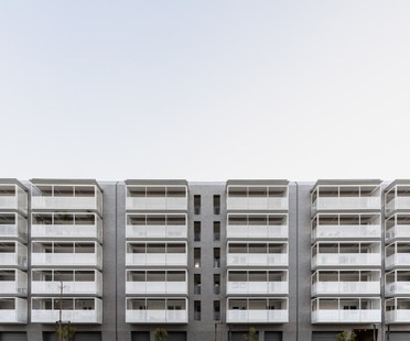 Alvisi Kirimoto Viale Giulini Affordable Housing in Barletta