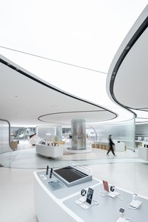 UNStudio designs OPPO flagship store in Guangzhou