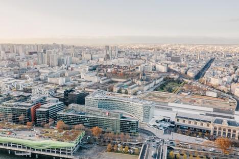 Snøhetta Headquarters of Le Monde Group, Paris