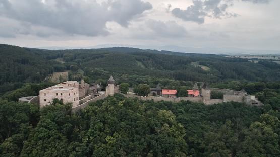 atelier-r completes reconstruction and renovation of Helfštýn Castle Palace, Czech Republic