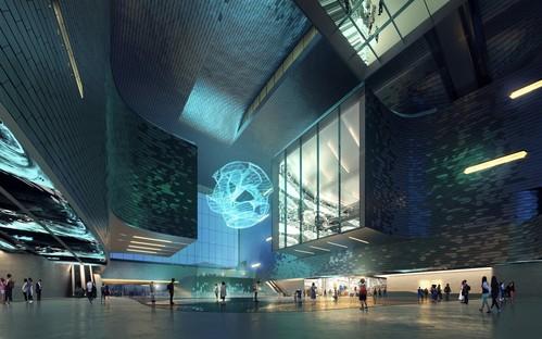 Zaha Hadid Architects Shenzhen Science & Technology Museum