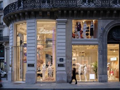 MVRDV designs the new Etam flagship store in Paris