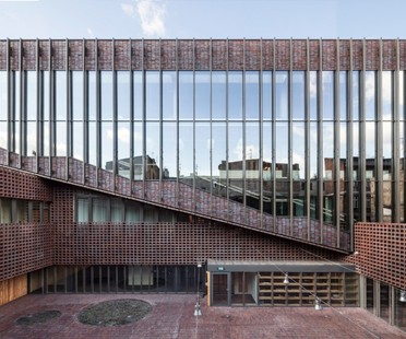Brick architecture: the winners of Brick Award 20