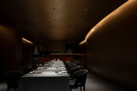 AD Architecture designs Gentle L, new restaurant co-founded by Léon Li and chef Alan Yu