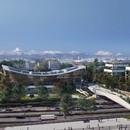 VenhoevenCS + Ateliers 2/3/4/ Aquatic Centre for the Paris 2024 Olympics