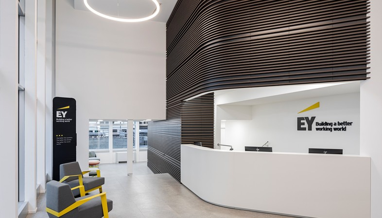 DEGW by Lombardini22 designs the new EY office in Rome
