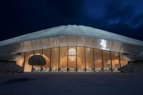 MAD Architects Yabuli Entrepreneurs' Congress Centre